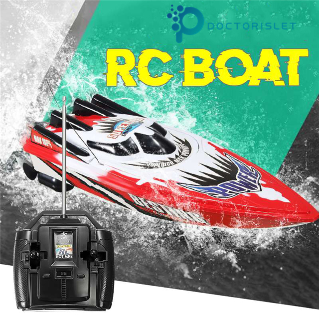 Limited Time 50%OFF - Remote Control Boat!! 2.4GHz 200m Control Distance!