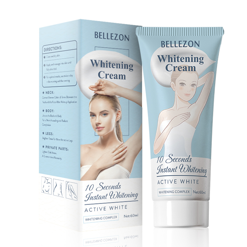 (50% OFF Last Day Promotion) Bellezon Armpit Whitening Cream - Buy 3 Get 3 Free