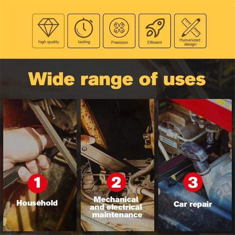 Tite-Reach TR38V1-DIY 0.375 Inches Extension Wrench Do It-Yourself Automotive TR Tools