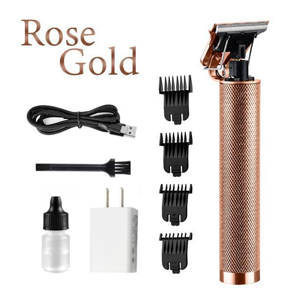2020 New-Pro T-Outliner Cordless Zero Gapped Trimmer Hair Clipper Machine&TAKE 4pcs Professional Cutting Guide Comb&👨🔧After-sale warranty💥HOT SALE NOW Father's Day set Gift-CLIPPER/TRIMMER/SHAVER💥US & UK Universal Model