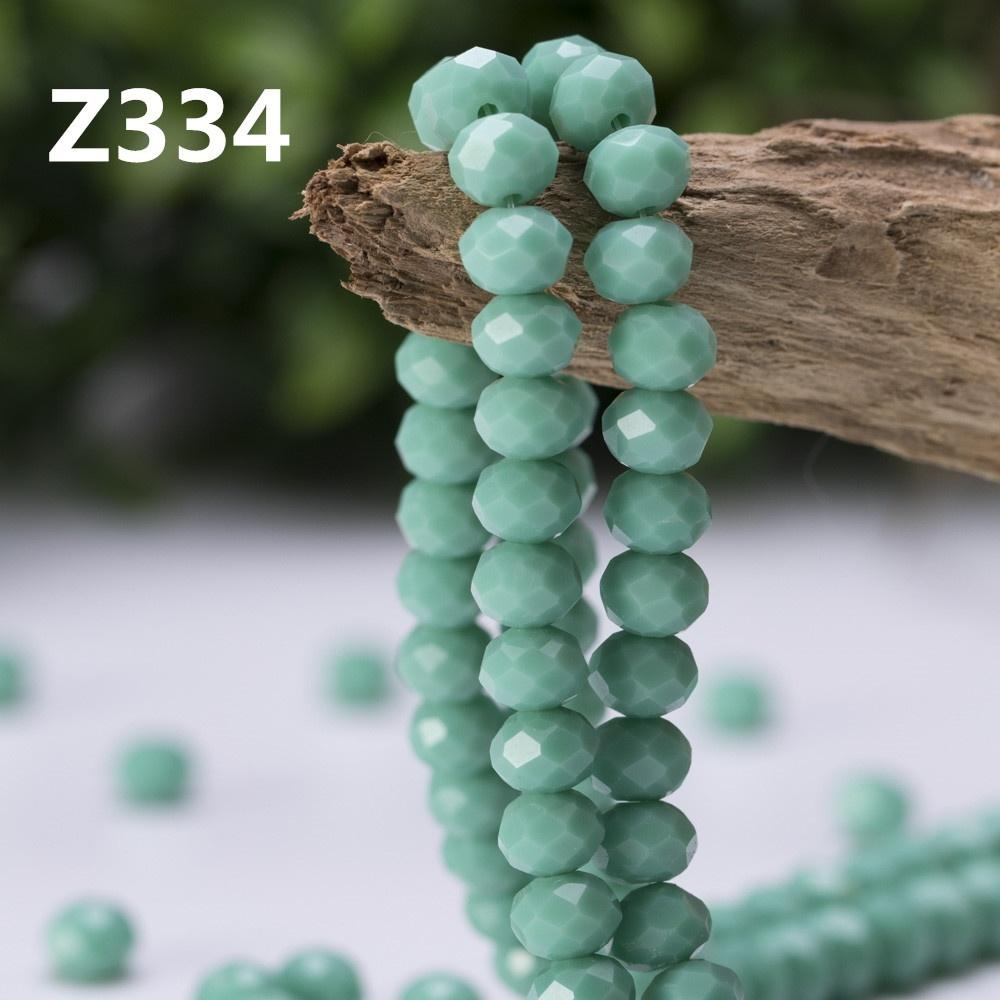4mm/6mm/8mm Crystal glass beads     Colored straight hole faceted rondelle crystal beads         Round flat abacus glass beads      Glass Bead Loose Spacer Bead for DIY Jewelry Making(Multiple colors to choose from).
