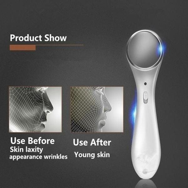 Ultrasonic Ion Face Lift Facial Beauty Device Skin Care Massager Anti-wrinkle Whitening Makeup Tools