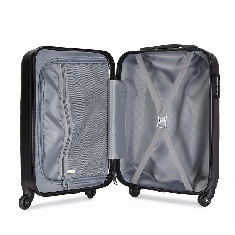 Luggage set Aluminium Case 20 24 28 32inch ABS suitcase Trolley Case roller bag-1.9