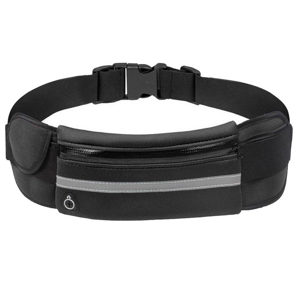 New Waist Bum Bag Sports Fanny Pack Belt Money For Running Jogging Cycling Phones