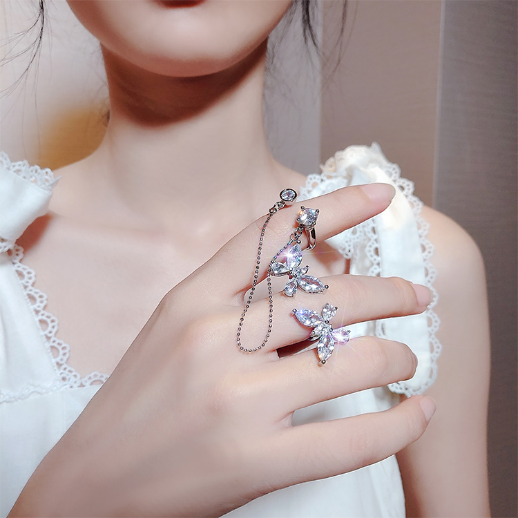 Butterfly flying ring (with Gift Box)