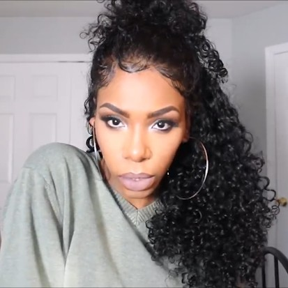 Special OFF | NEW FASHION  22 INCH CURLY WIG!