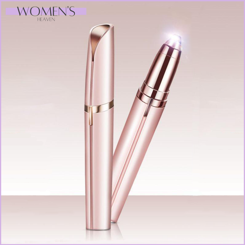 Precision Women's Heaven™ Electric Eyebrow Trimmer