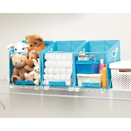 Closet Caddy Organizer Clothing Storage Box