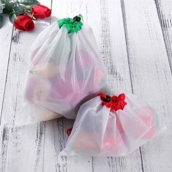 Reusable Produce ECO friendly Shopping Bag - Buy 2 Set Free Shipping