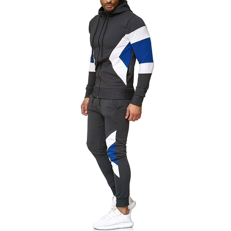 Mens sports 2 Piece Tracksuit(Free Shipping)