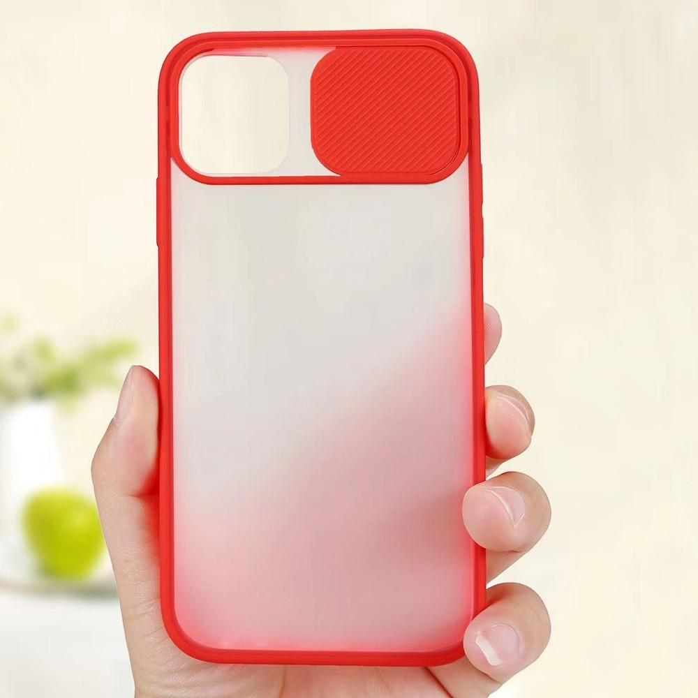 Slider Camera Protection Color Case