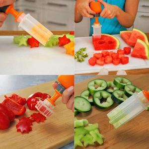 (Buy 2 Free Shipping)Fruit Vegetable Shape Cutter