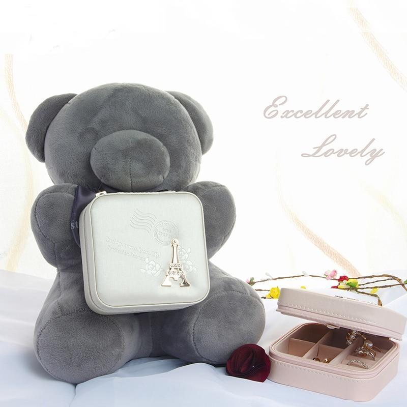 Convenient Lightweight Travel Jewelry Box(BUY 2 Free Shipping)