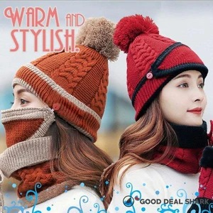 3-in-1 Winter Mask/Hat/Scarf