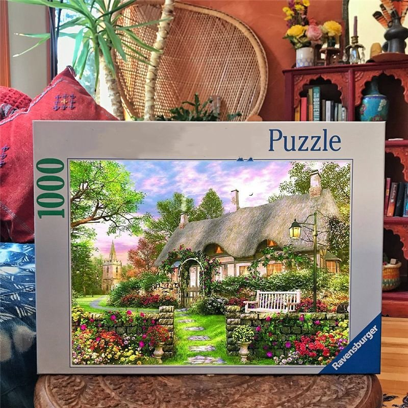 WIZARD OF OZ-OFF TO SEE THE WIZARD PUZZLE 1000 PC