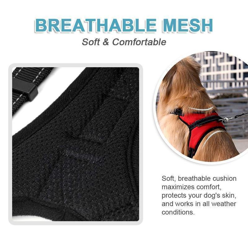 Higomore™ No-Pull Dog Harness, Adjustable Harness for Dogs