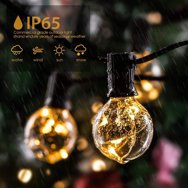 LED OUTDOOR WATERPROOF STRING LIGHTS-BUY 2 FREE SHIPPING