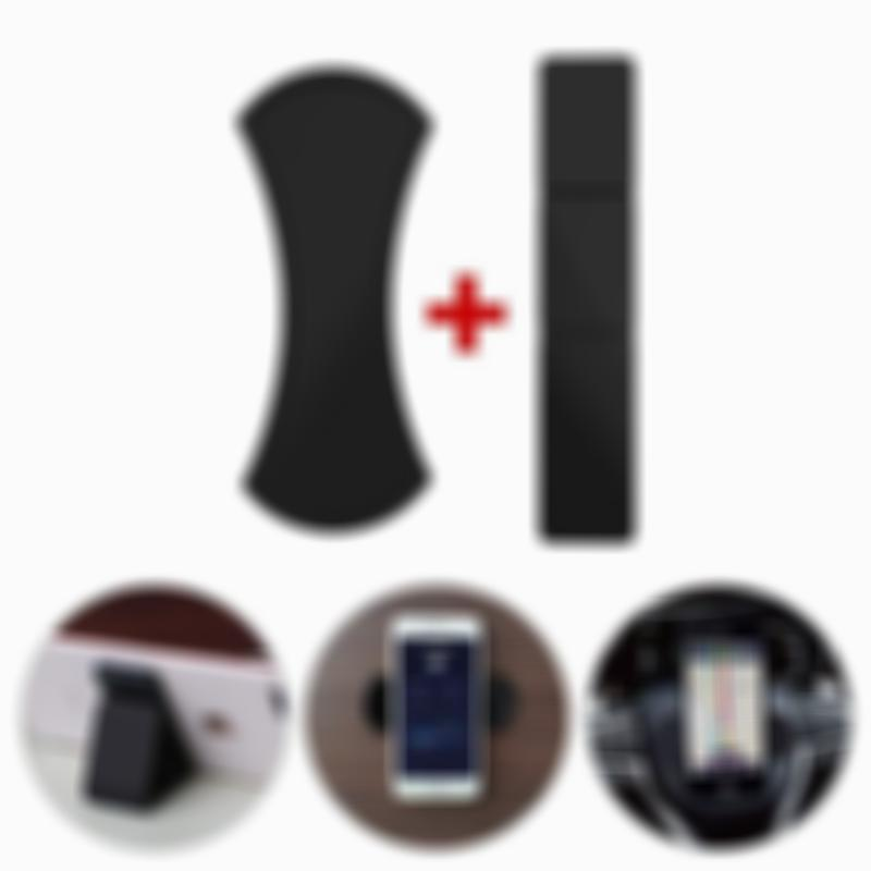 Universal Anti-Slip Nano Gel Pad Sticker for Phones/Cups/Mirrors