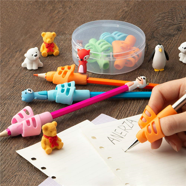 Limited Deal🔥$7.99 ONLY TODAY🔥 - Pencil Grips for Kids Handwriting