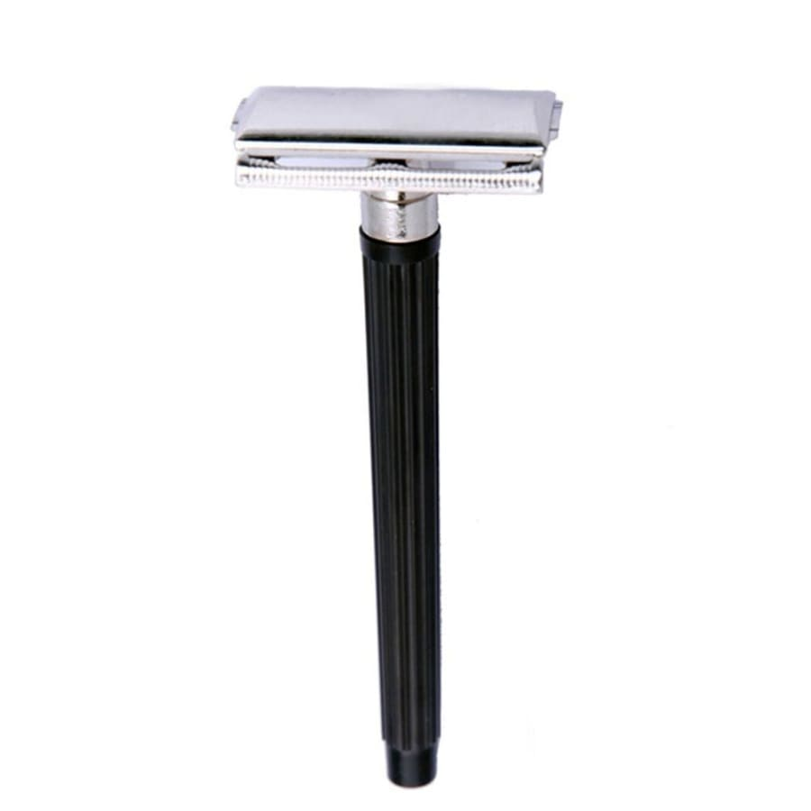 Useful Men Fashion Classic Shaving Tool Hair Removal Shaver Manual Razor Double Edge Safety Razor With a Blade