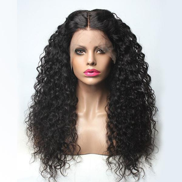 Luna Wig S52 Lace Front Long Curly for Black Women