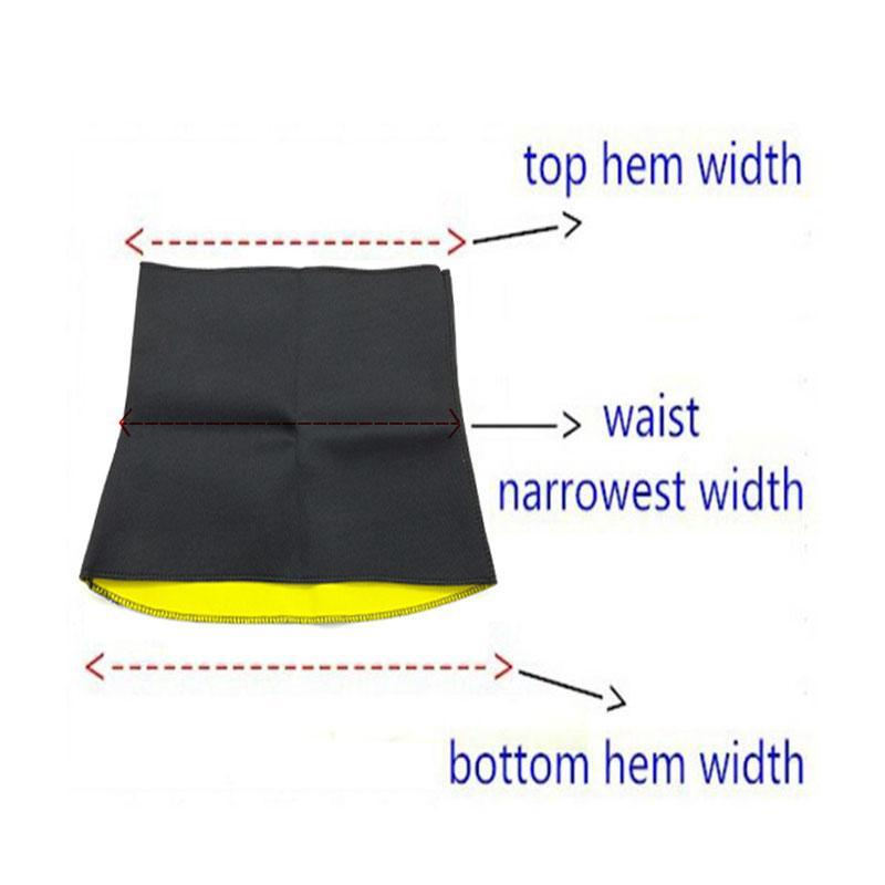 SKRTEN Body Shaper Neoprene Slimming Waist Belt for Women/Men