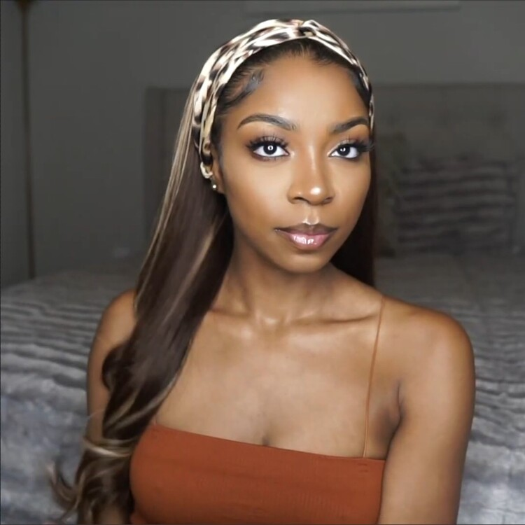 Curly Lace Front Wigs Natural Hairline With Baby Hair