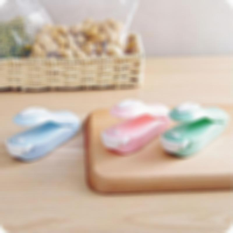 Handheld Bags Heat Sealer with Magnetic Bottom for Food Storage