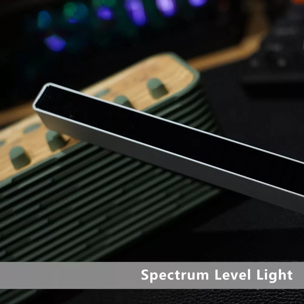 Spectrum level light--Full of atmosphere