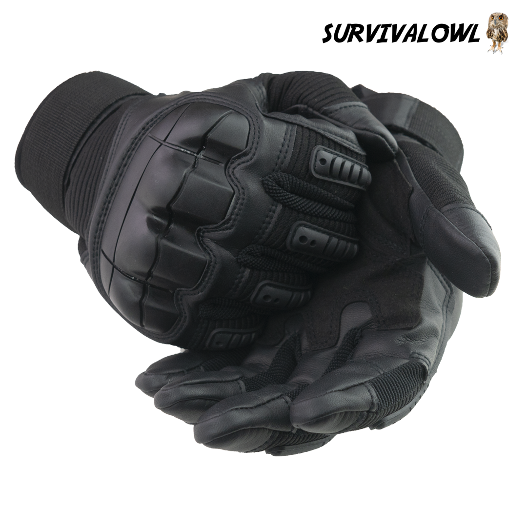 Survival Protection Gloves (1 Pair)