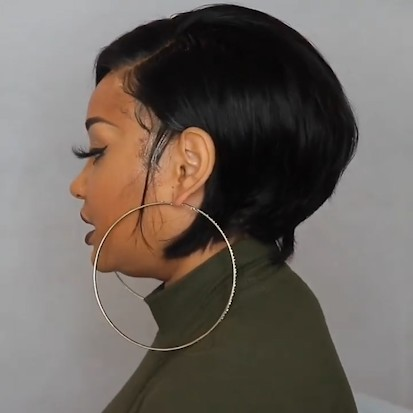 New AFFORDABLE PIXIE BOB WIG