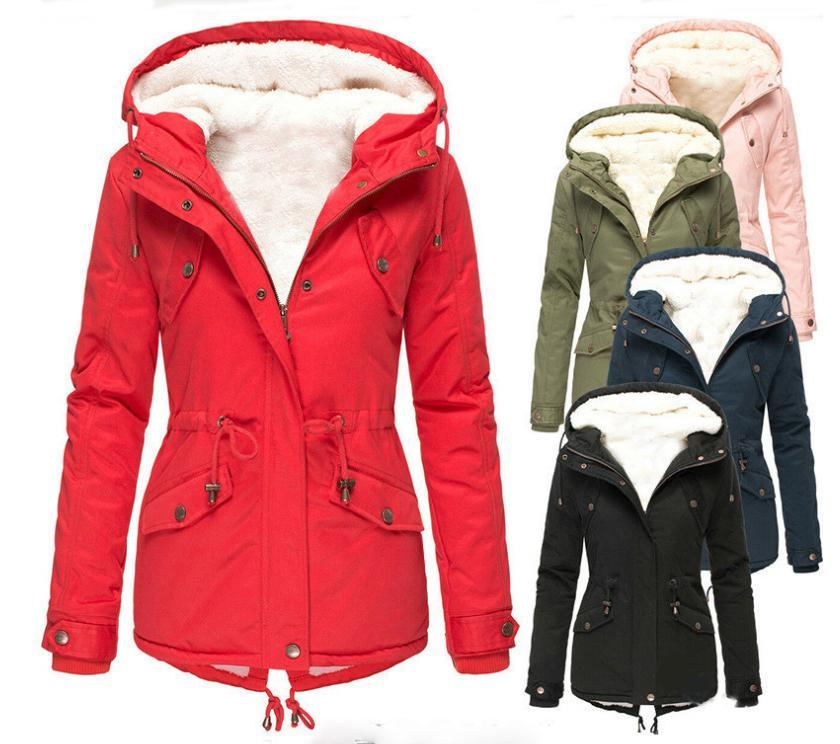 Special price on sale Women's Hooded Coat
