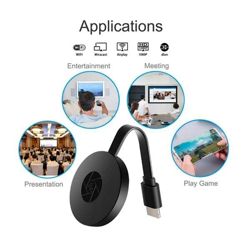 Last Day Promotion-50% OFF-Wireless HDMI MirrorScreen Adapter