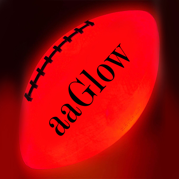 LED Football(Official Size-High Bright LED Lights)