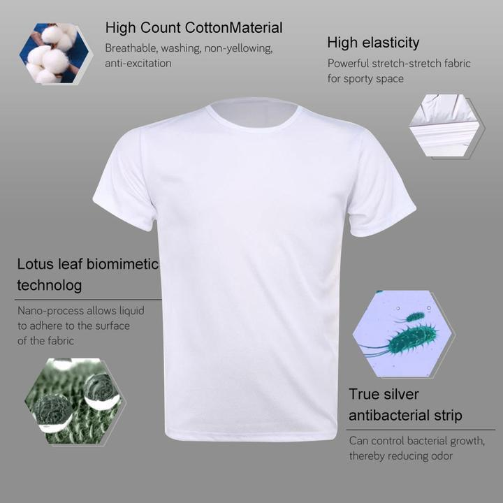 (ONLY $16.99 TODAY)Anti-Dirty Hydrophobic T-Shirt
