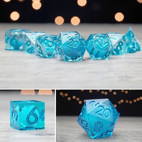 【Buy 2 off 10%】Gem dice set