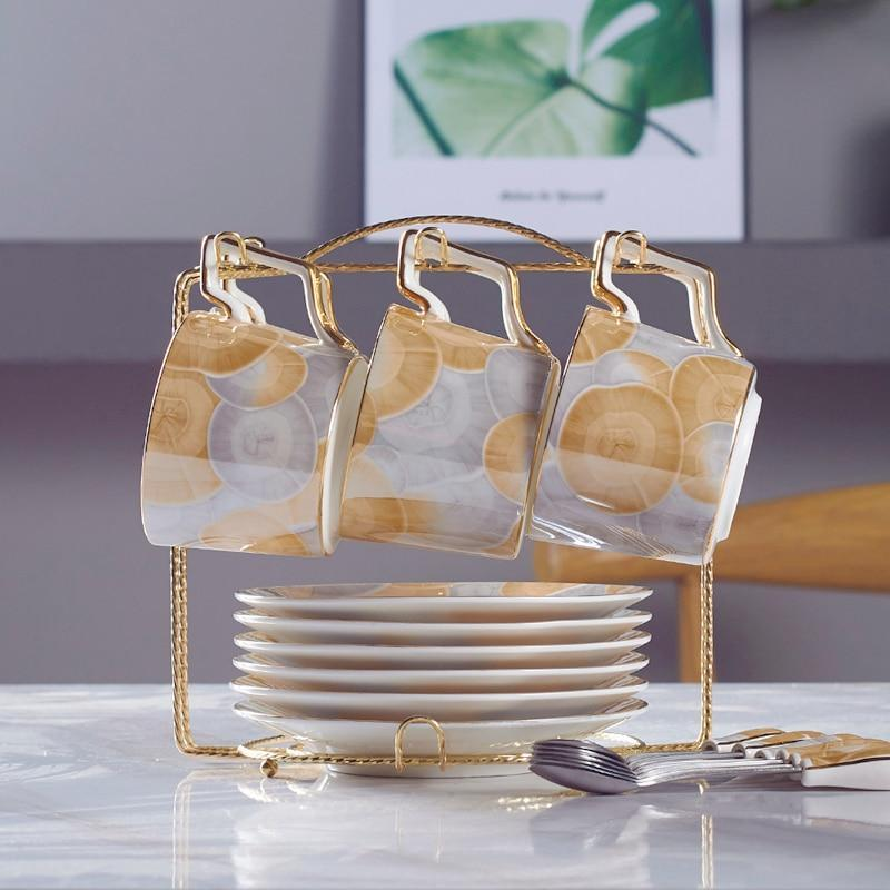 Isabella Teacup Collection Set