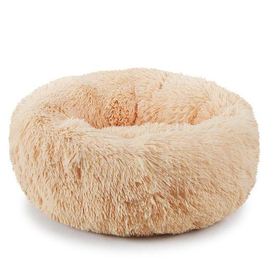 Marshmallow Cat Bed - Free Gift Grooming Glove
