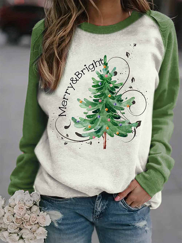 Casual Sporty Street Polyester Long Sleeve Round Neck Floral with T Shirt(Plus Size)