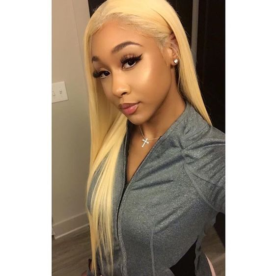 Lace Front Wigs 7.1 Hair Colour Lace Frontal 613 613 Human Hair Lace Wig