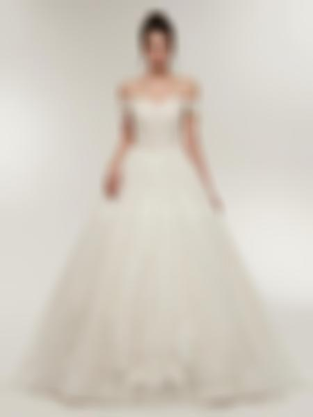 Fashion And Beautiful Cheap Wedding Gowns For Girl