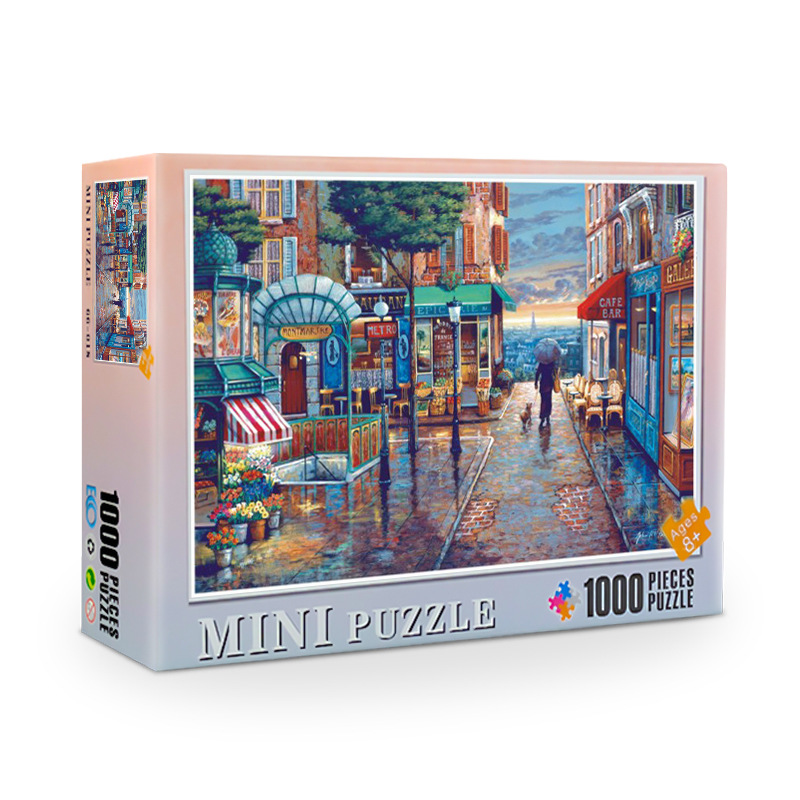 1000 Pieces Jigsaw Puzzles For Adults Children