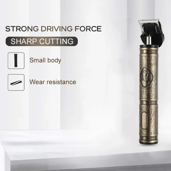 2020 Last Day Promotion 50%OFF - Electric Pro Rechargeable Cordless Close Cutting T-Blade Trimmer