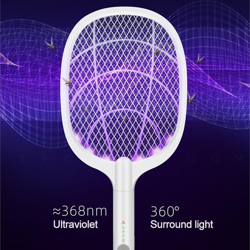 Electric Mosquito Swatter(2 in 1)