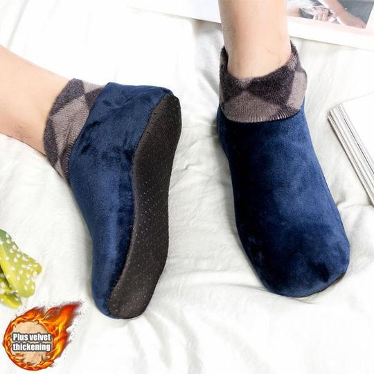 (💥New Year Hot Sale💥-48% OFF)Tendaisy Indoor Non-slip Thermal Socks- Buy 4 Free Shipping