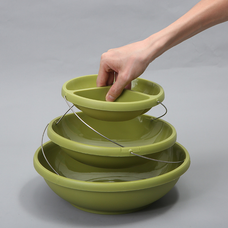 (Buy 2 Free Shipping)3-layer collapsible bowl
