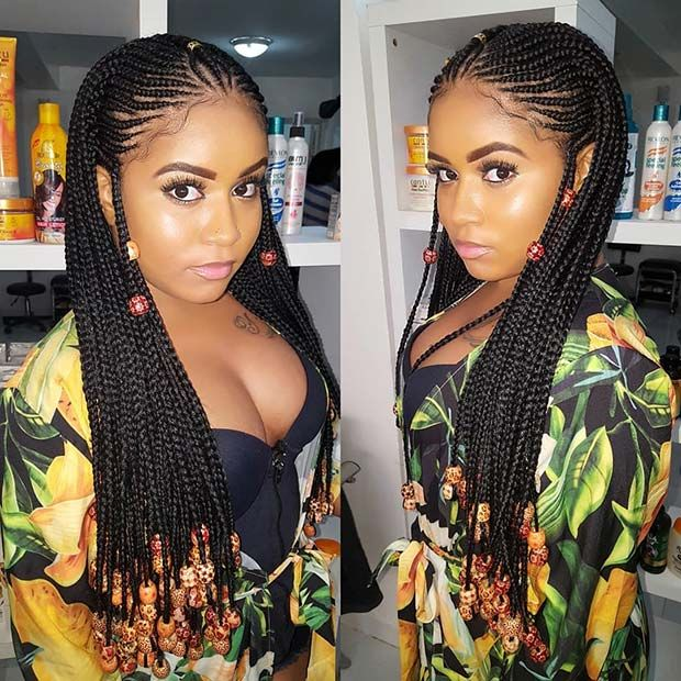 Best Braiding Hairstyles African American Hair 715 Store Crochet Senegalese Loose Wave Hair With Closure Human Hair Frontal