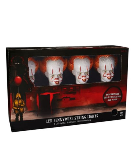 Pennywise String Lights