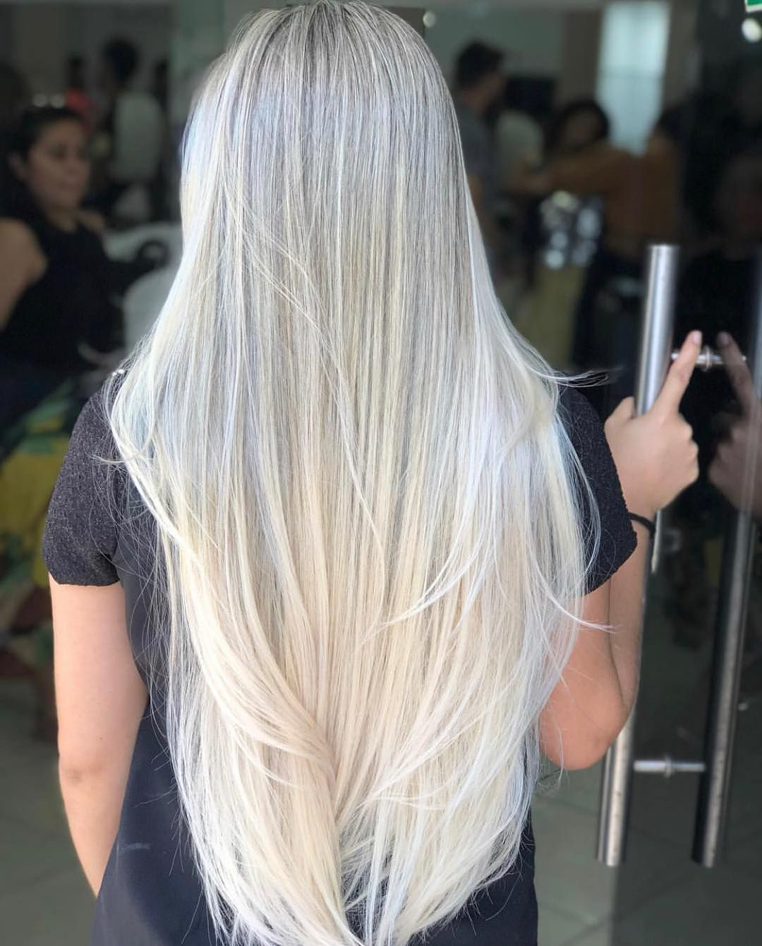 2020 New Gray Hair Wigs For African American Women Good Cheap Wigs Platinum Blonde Bob Coloring Your Hair Gray Rick James Wig Rainbow Lace Front Wig