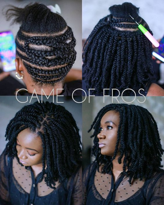 Best Braiding Hairstyles African American Hair 715 Store Easy Hairstyles For Thin Hair Wiglets For Crown Area Bald Hairstyle